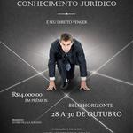 A cidade de Belo Horizonte sediará o I Meeting dos Profissionais do Direito Privado Brasileiro e a Olimpíada de Conhecimento Jurídico